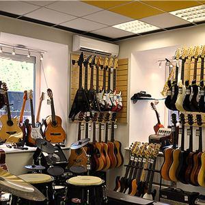 Музыкальные магазины Егорьевска
