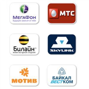 Операторы сотовой связи Егорьевска