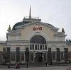 Железнодорожные вокзалы в Егорьевске