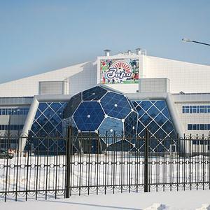 Спортивные комплексы Егорьевска