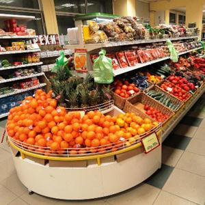 Супермаркеты Егорьевска