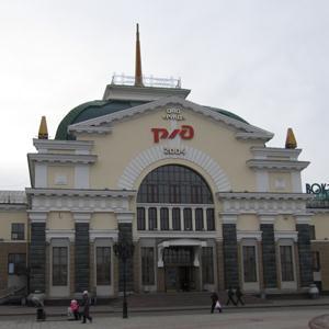 Железнодорожные вокзалы Егорьевска